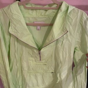 Jcrew size xs neon jacket